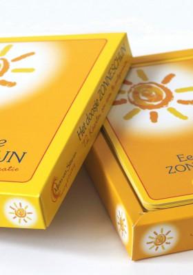 Coachkaarten - Het doosje zonneschijn